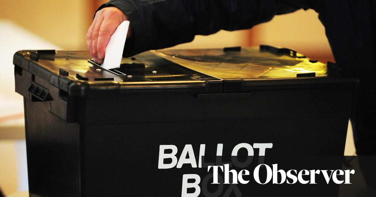 Our democracy cries out for electoral reform
