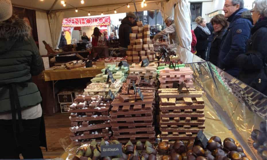 Tubingen chocolate festival