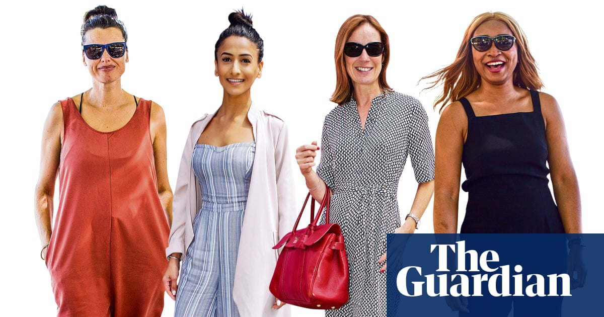 996662fde044 Jumpsuits are the unrivalled look of the summer – but why are they so  popular