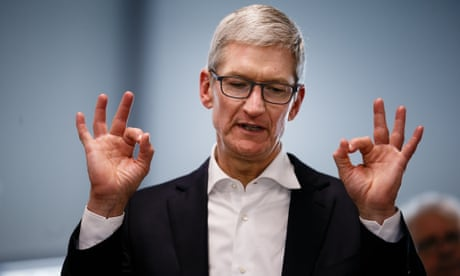 Tim Cook: Apple products aren't just for the rich