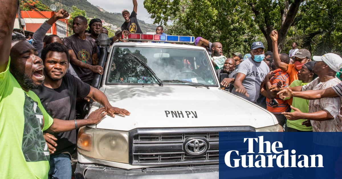 Haiti president assassination: 26 Colombians, two US-Haitians took part in Jovenel Moïse killing, police say