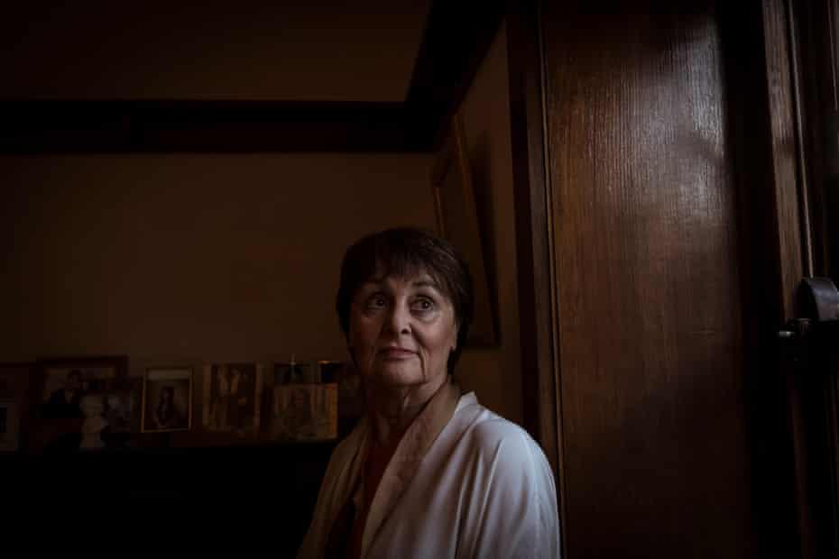 Ann Drillich, who is in a legal battle in Poland