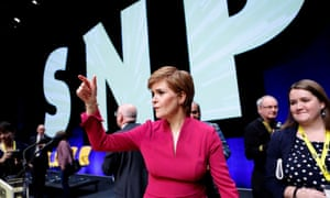 The SNP appear to be in a strong position, with polling in their favour.