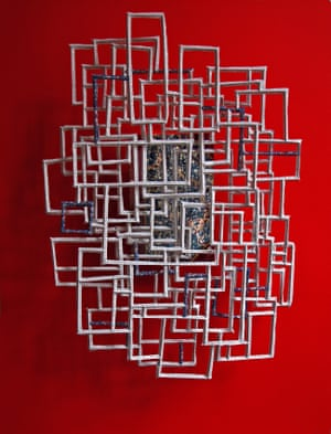 The Door book sculpture by Stephen Doyle.