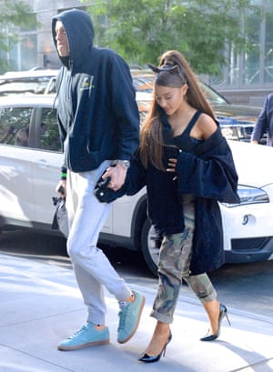 Big dick energy: Ariana Grande has unwittingly given birth to an internet phenomenon after discussing her boyfriend Pete Davidson.