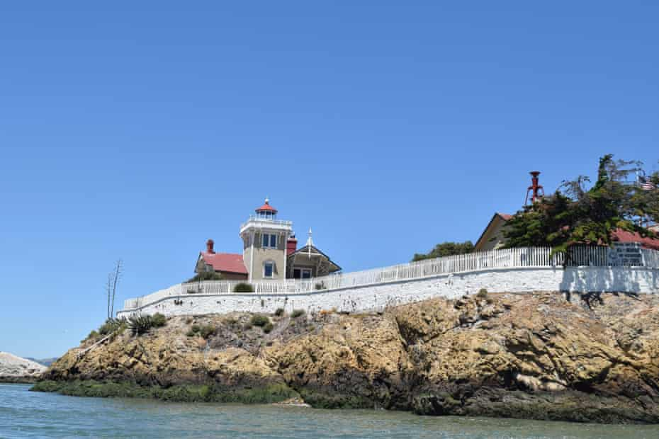 The East Brother Light Station needs new caretakers.