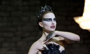 Natalie Portman in Darrren Aronovsfy's Black Swan