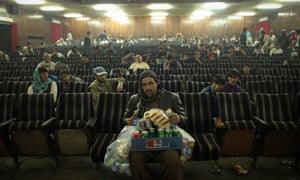 Cinemas in Afghanistan are generally male-dominated spaces that many women feel uncomfortable attending.