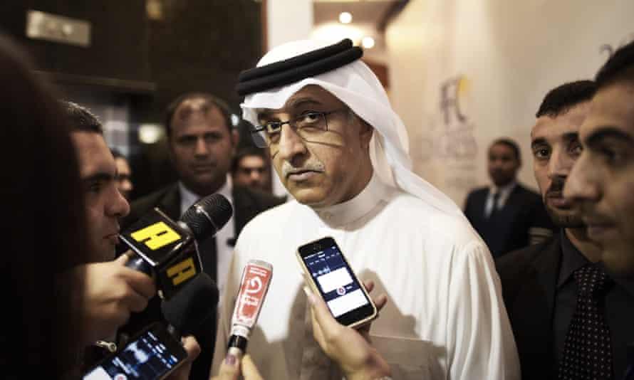 Bahrain's Sheikh Salman bin Ebrahim al-Khalifa
