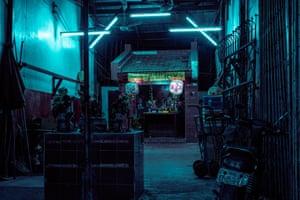 Udom Suk Market, Bangkok