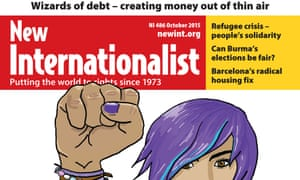 New Internationalist is among the first titles to sign up to press regualtor Impress
