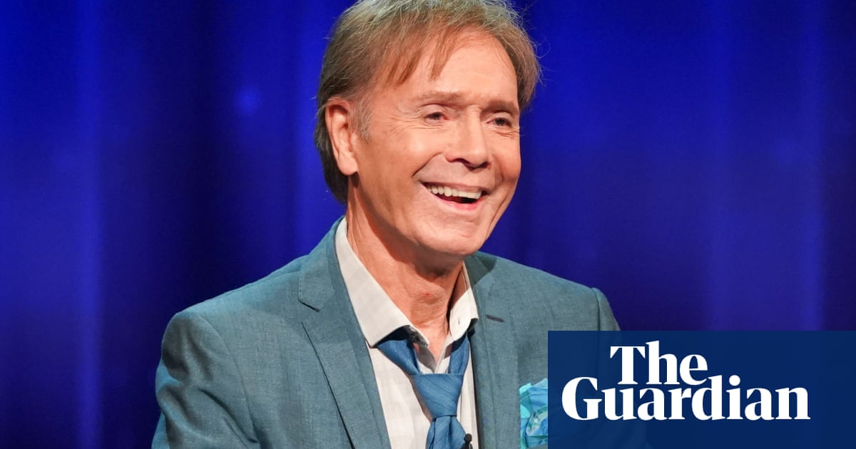 Cliff Richard becomes first artist to reach UK Top 5 across eight decades