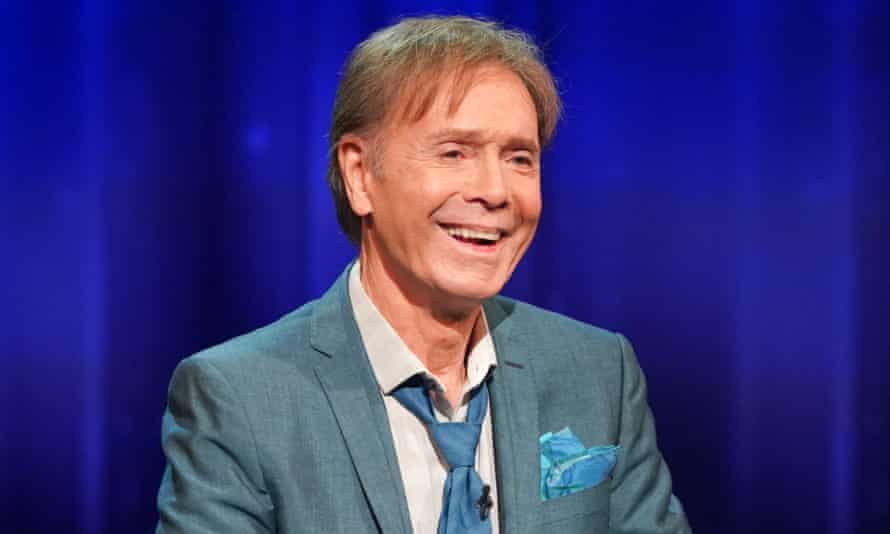 Cliff Richard on Piers Morgan's Life Stories in October.