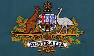 Australia crest
