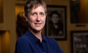 Sally McManus, the new secretary of the Australian Council of Trade Unions.