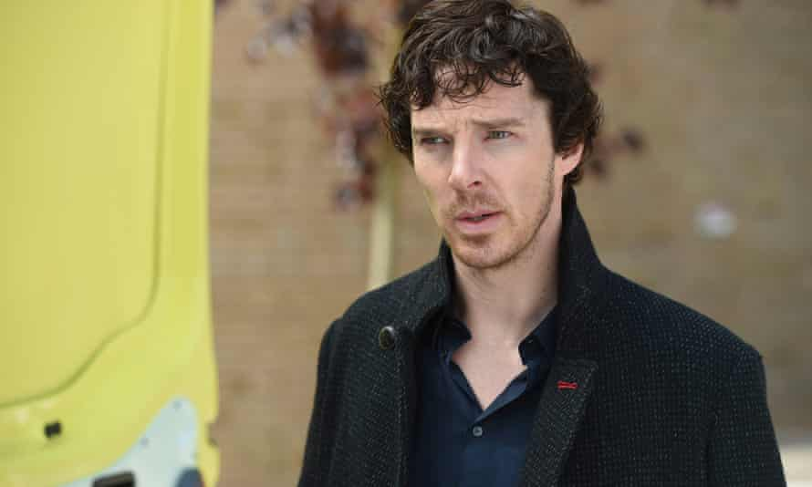 Solving mysteries in a smack-fuelled daze … Sherlock.