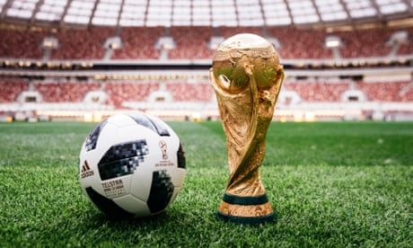 World Cup finals: create your own draw for Russia 2018 – interactive