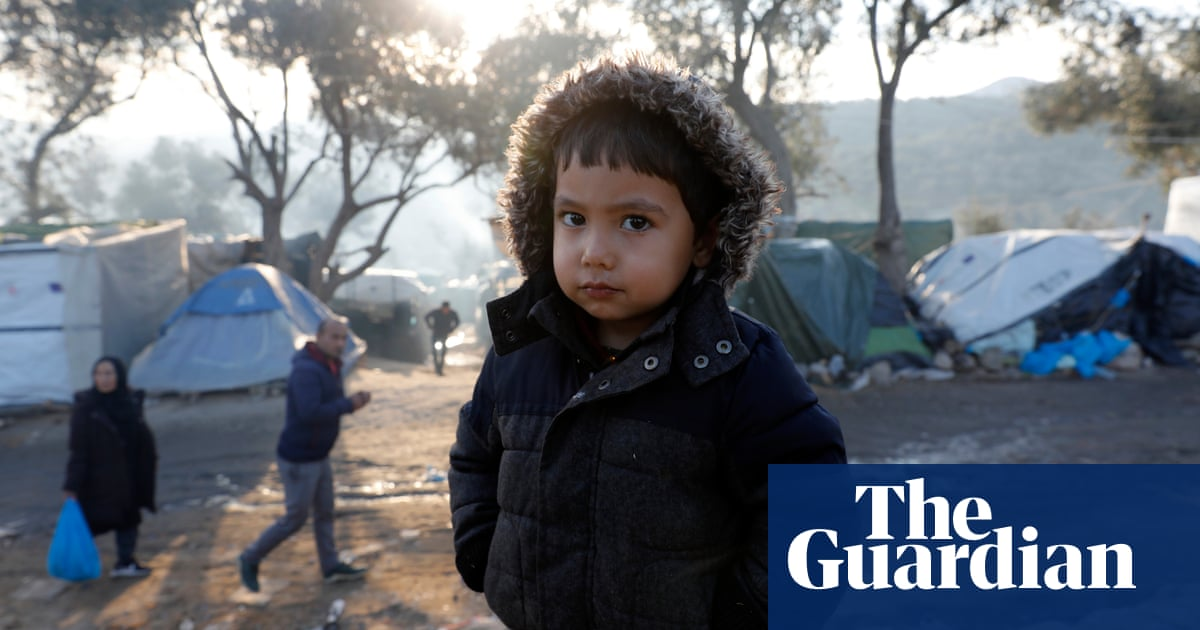 Life on Lesbos: what's happening to the refugees there?