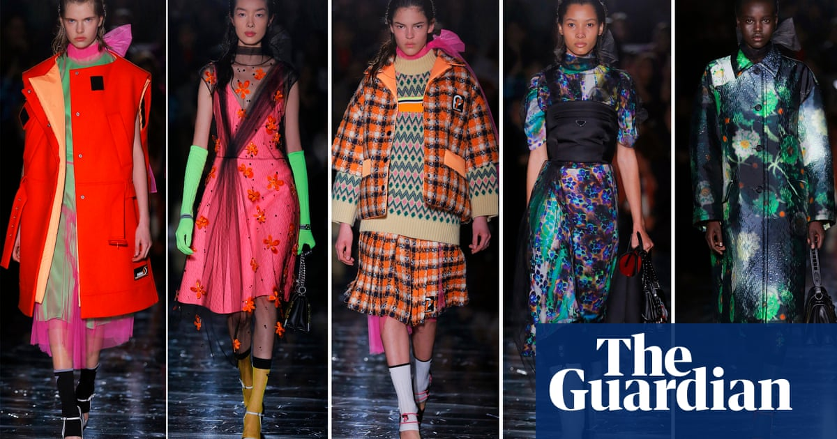 0ecbcf9ab73ef Milan Fashion Week autumn winter 2018  10 key shows – in pictures ...
