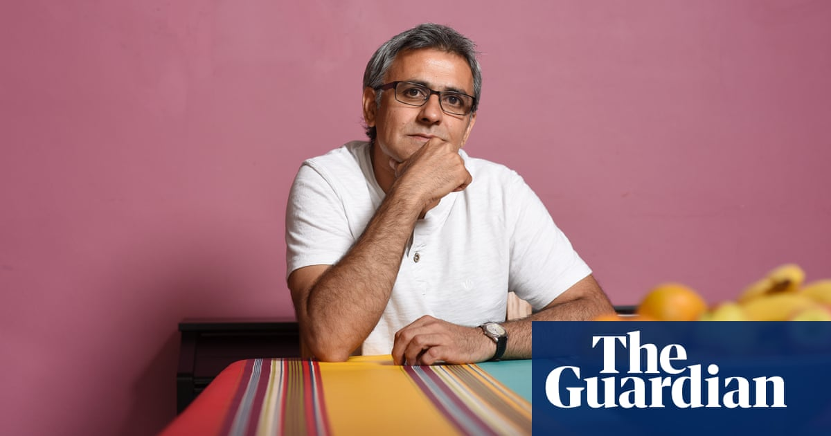 Daljit Nagra: 'Poetry is an espresso shot of thought