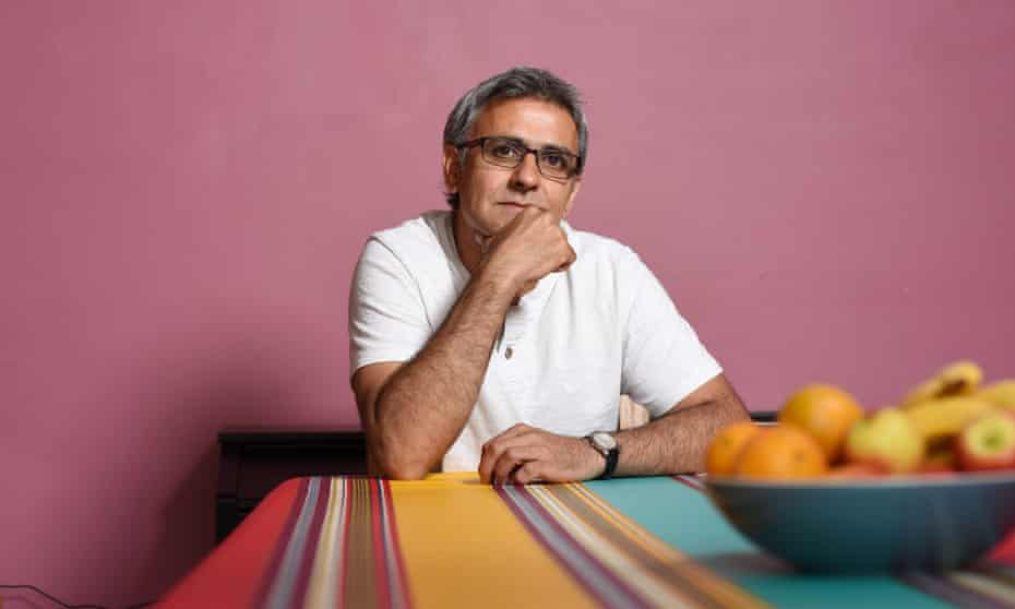 Daljit Nagra won the Forward prize for best first collection in 2007.
