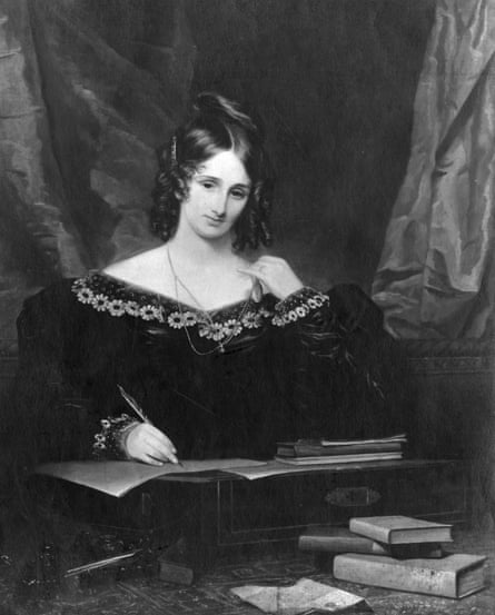 Mary Wollstonecraft Shelley was one of the few people thinking about organ transplantation in the 19th century, let alone in the 18th century when Frankenstein is set.