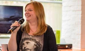 Rev Kate Bottley