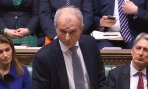 David Lidington said a longer article 50 extension would damage faith in politics.