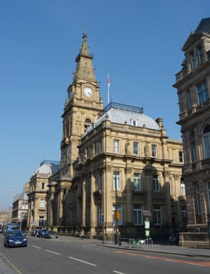 Liverpool's Municipal Buildings