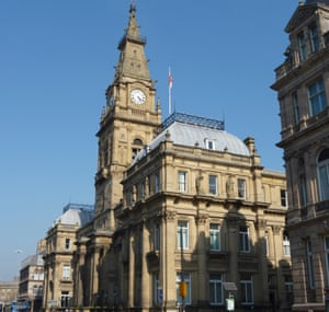 Liverpool municipal buildings
