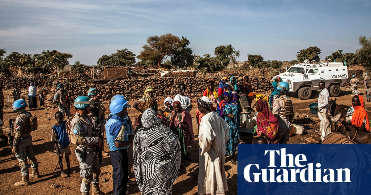Halt plan to withdraw Sudan peacekeepers, UN urged