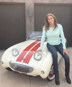 'I bought a couple of little racing cars' ... Caitlyn Jenner.