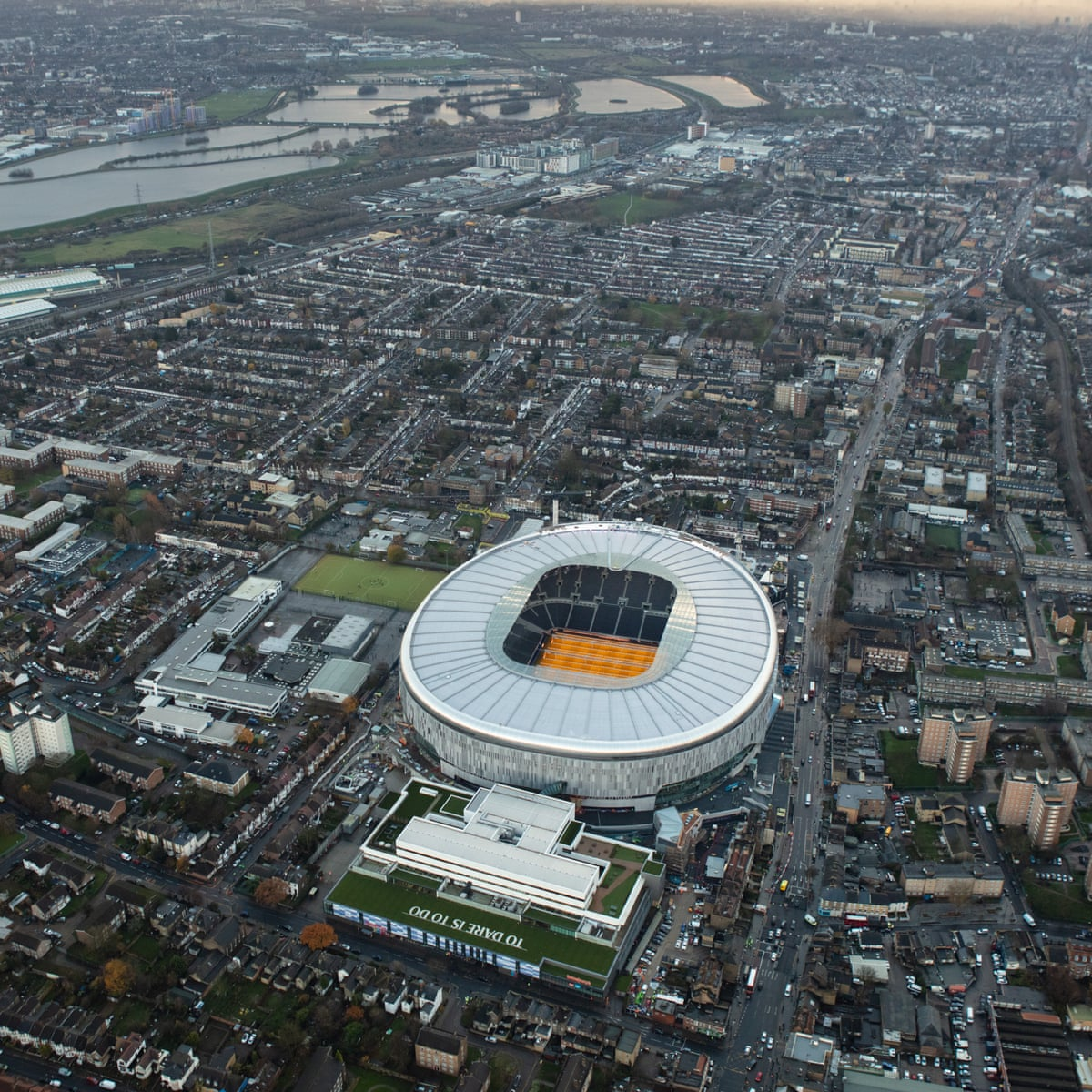 Spurs Announce More Delays With Little Chance Of Move Before Mid March Football The Guardian