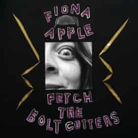 Fiona Apple: Fetch the Bolt Cutters album art work