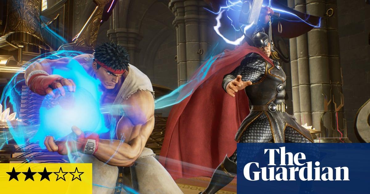 7ec57f51945 Marvel vs Capcom Infinite review  too much power