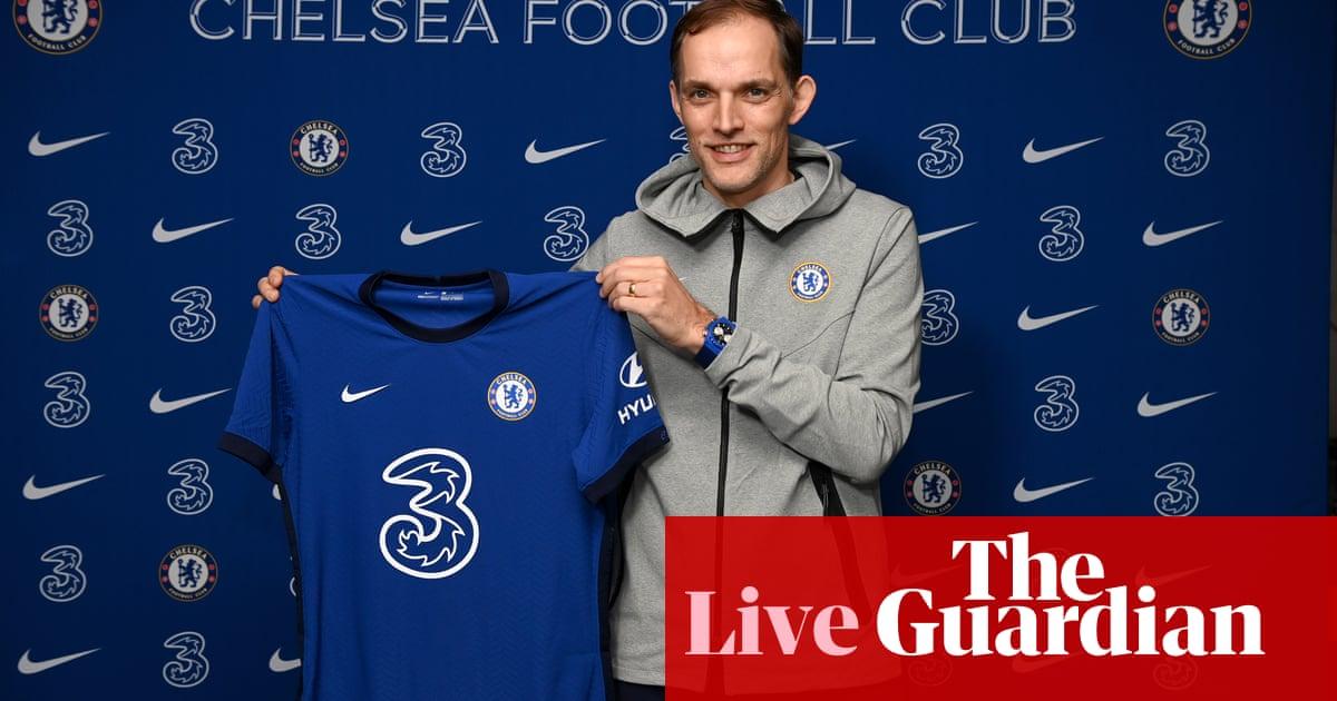 Chelsea v Wolves: Premier League – live! - the guardian