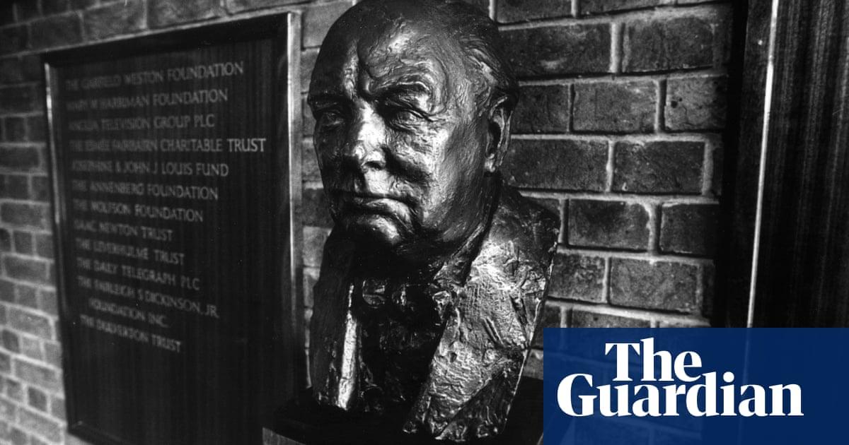 Cambridge college ends critical examination of founder Winston Churchill