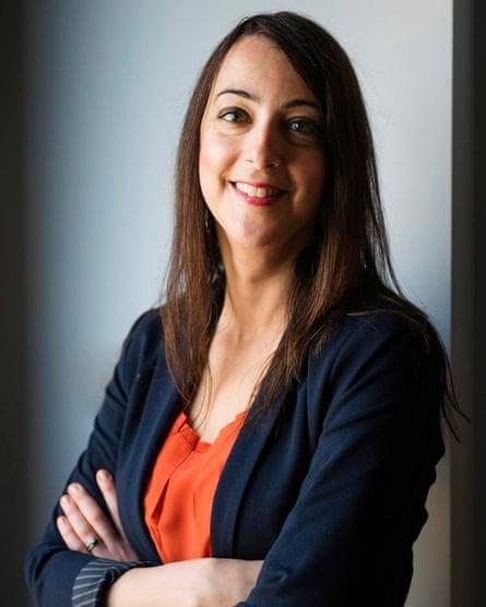 Rebecca Shansky of Northeastern University in Boston.