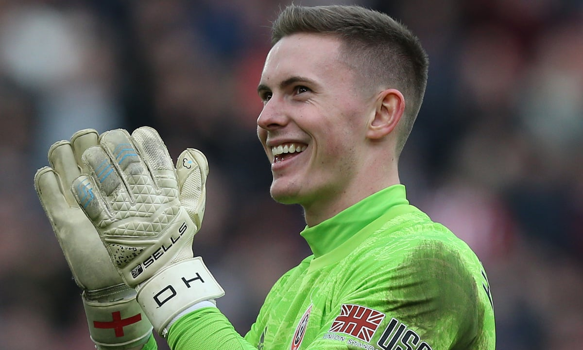 Manchester United Sheffield United And The Case Of Dean Henderson