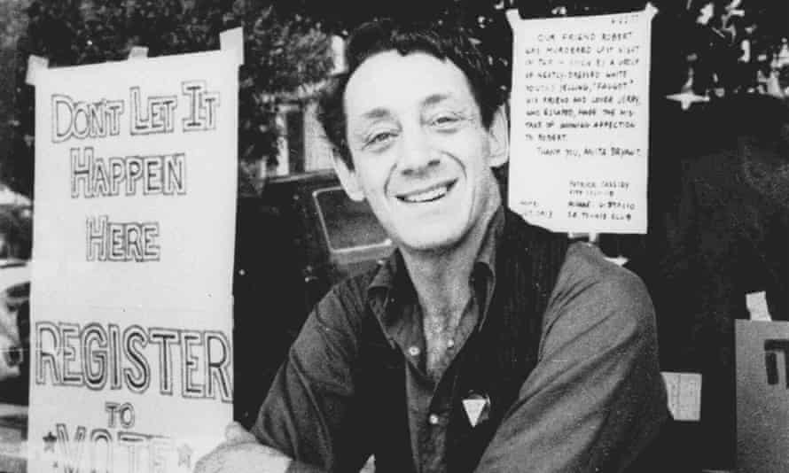 Harvey Milk, the first openly gay elected official in California, served as a diving officer from 1951 to 1955.