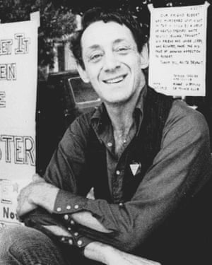 Harvey Milk was one of the first openly gay elected officials in the United States when he won a seat on the San Francisco board of supervisors in 1977. He was assassinated the following year.