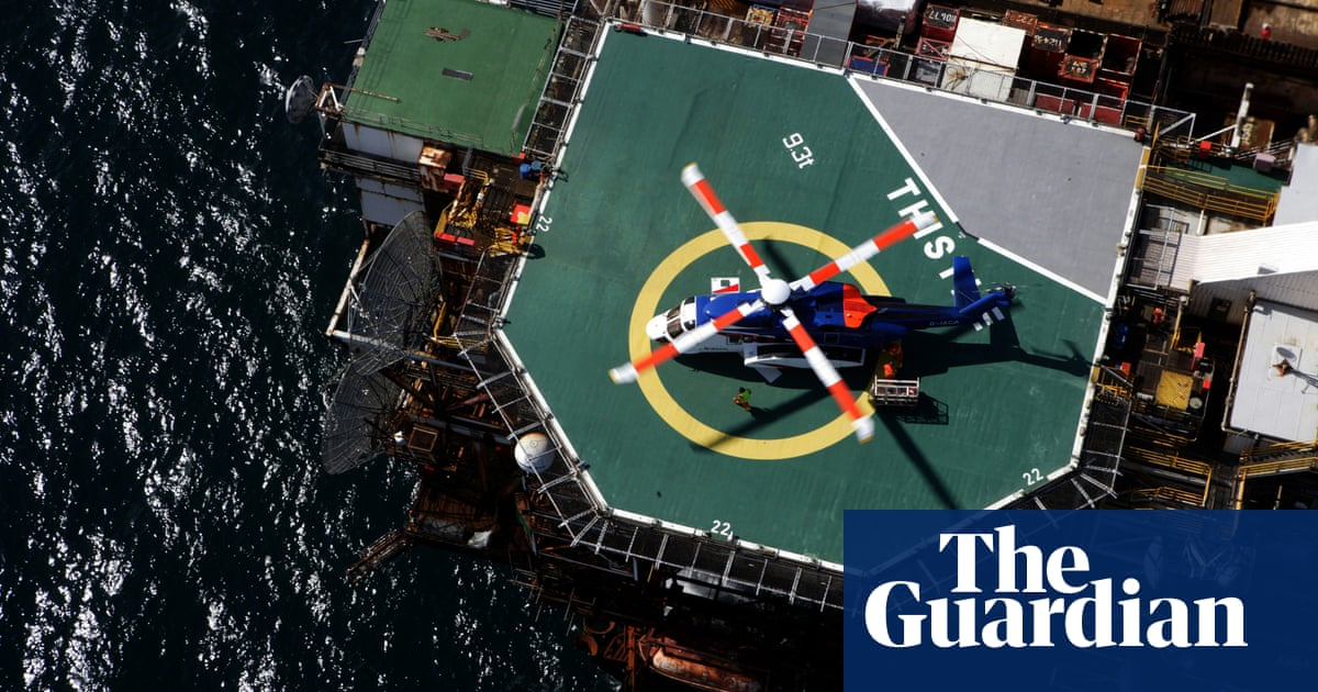 Oil and gas donors gave over £400k to Tories before North Sea decision