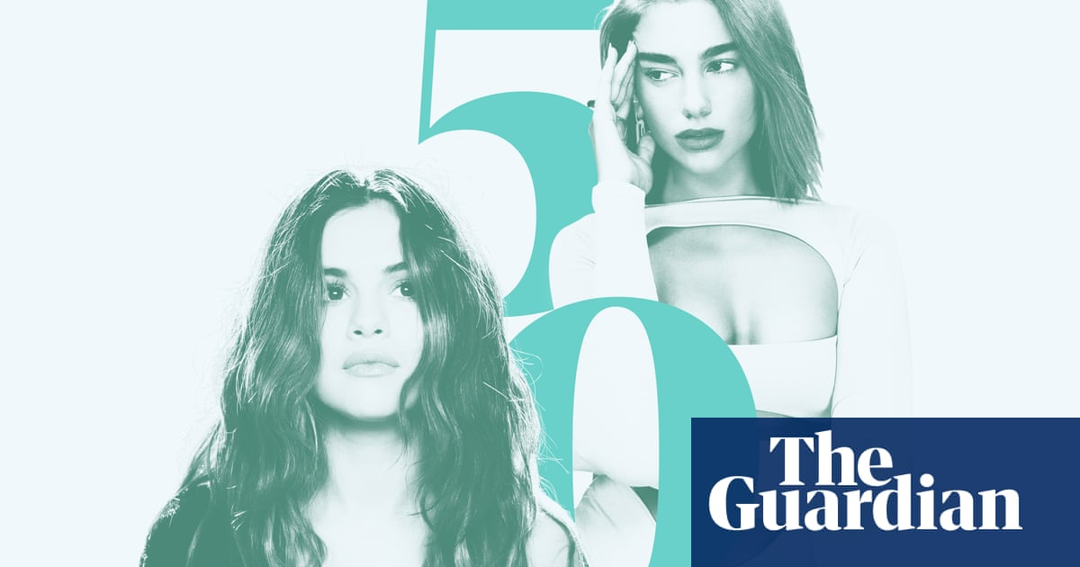 50 great tracks for November from Dua Lipa, Destroyer, Selena Gomez and more