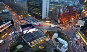 London's Old Street roundabout has become the heart of Europe's pre-eminent technology centre.