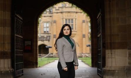 Dr Shima Shahbazi is a casual teacher at Sydney University