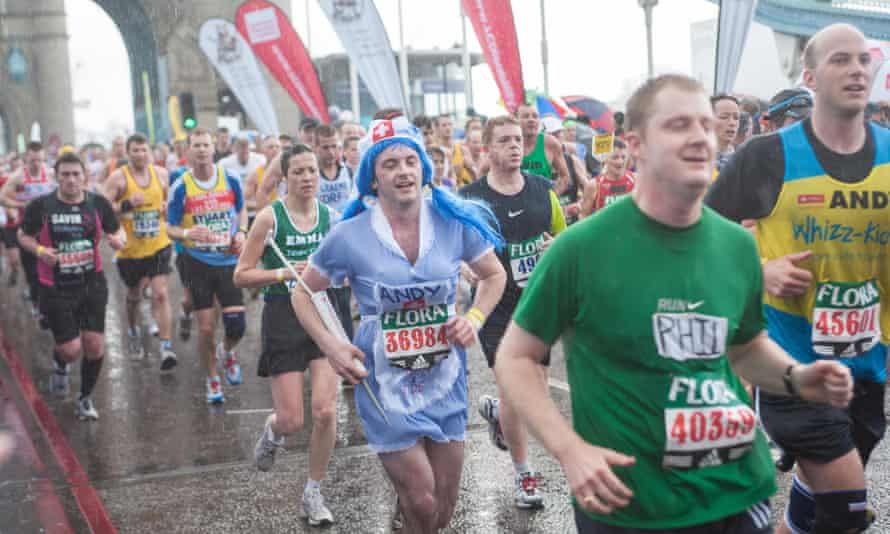 The London marathon, which has been postponed, raised £66m for charities last year. Voluntary organisations are having to lower their estimated income this year because of coronavirus.