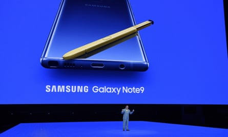 The Samsung Galaxy Note 9 aims to be a power-user's friend with large screen and big battery.