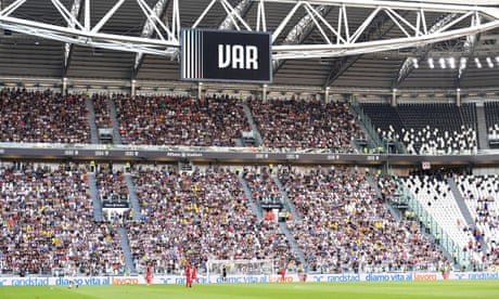 Serie A has video assistant system successes but also some human error   Paolo Bandini