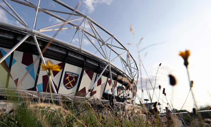 The deal under which West Ham moved to the London Stadium includes an agreement that David Sullivan Sullivan and David Gold will have to pay a 20% penalty to the taxpayer if the club is sold for more than £300m before March 2023.