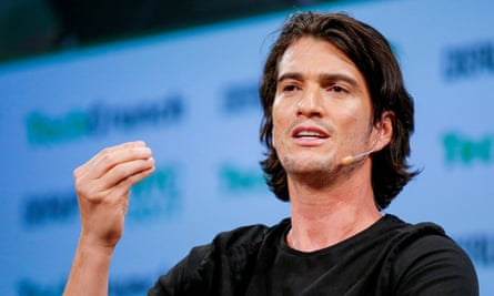 Adam Neumann: 'I need to have the biggest valuation I can, because when countries are shooting at each other, I want them to come to me.'